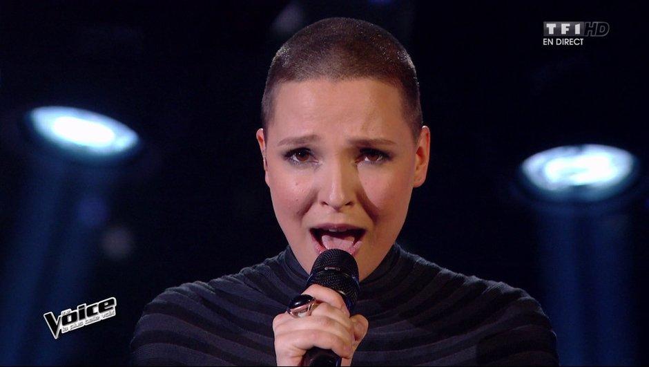 THE VOICE : Anne Sila bientôt en concert à la Cigale