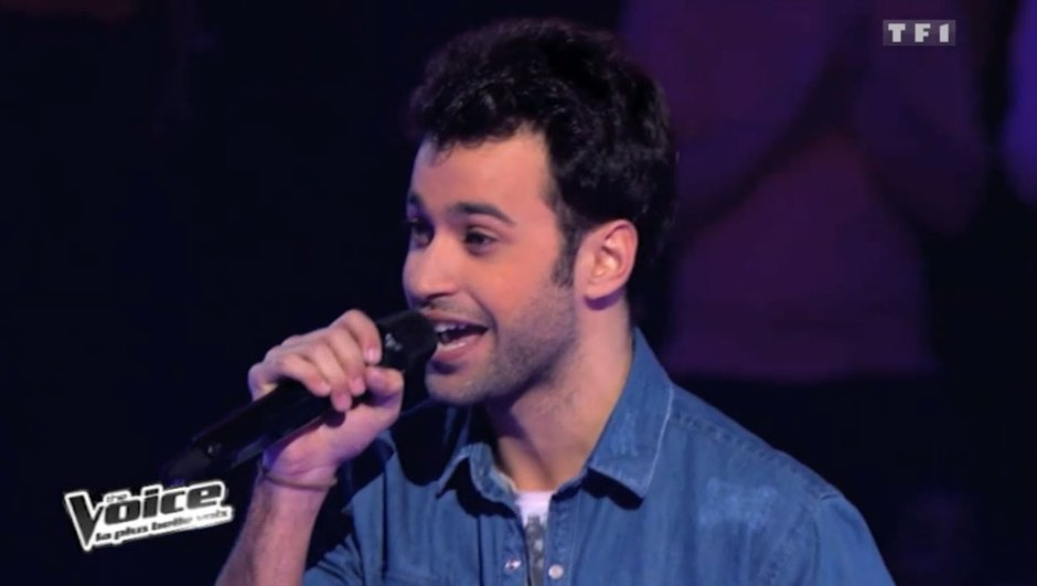 The Voice : le parcours d'Anthony Touma