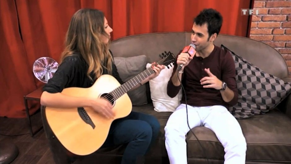 The Voice : Anthony Touma en Live acoustique !