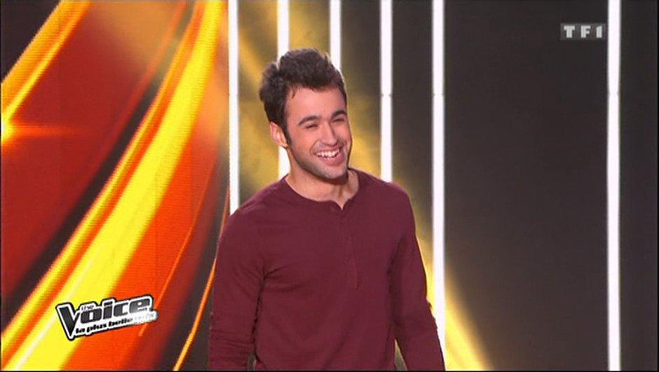 """The Voice : Anthony Touma est """"prêt"""" pour les battles"""