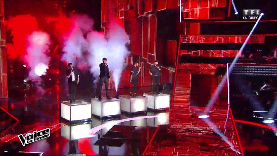 Revivez la finale de The Voice au cœur du public