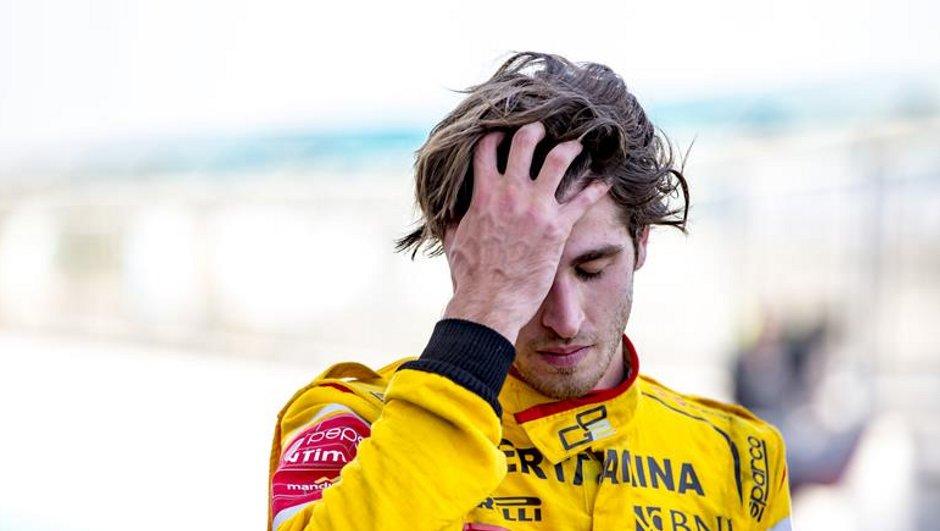 F1 : Ferrari boude les Français et choisit Giovinazzi comme troisième pilote