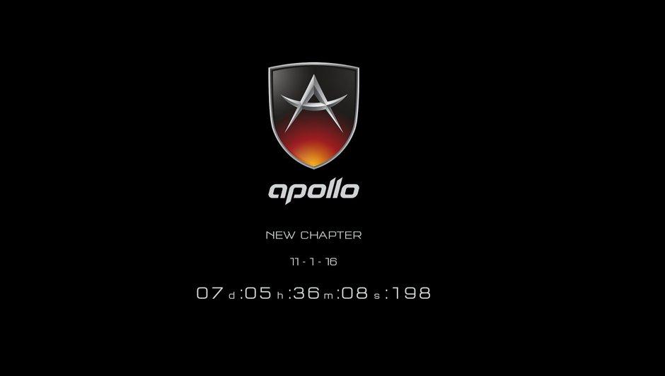 Une nouvelle Gumpert Apollo dévoilée le 11 janvier 2016 ?