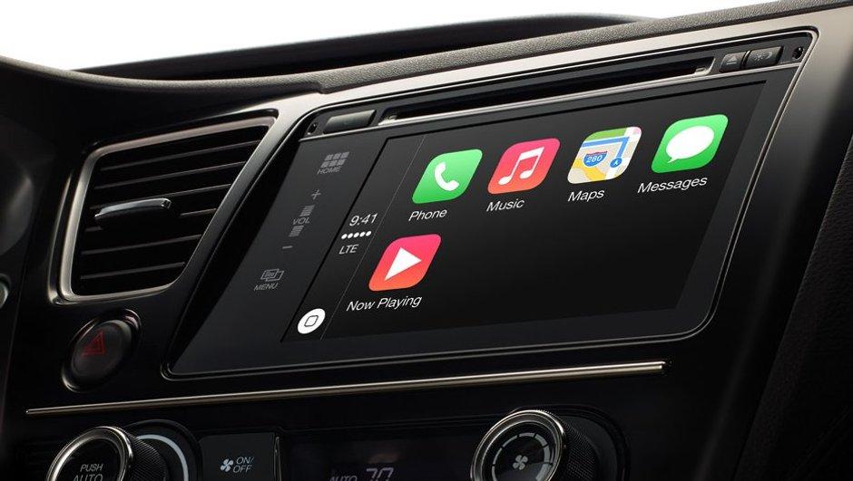 Salon de Genève 2014 : le géant Apple s'invite dans nos autos avec le système CarPlay