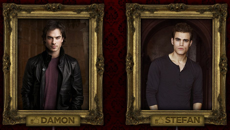 Vous êtes plutôt Team Damon ou Team Stefan ?