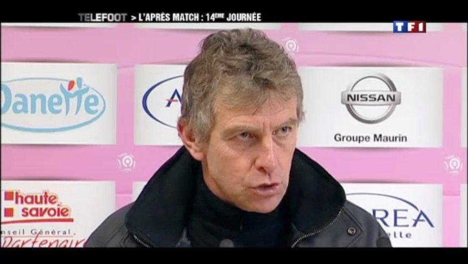 Ligue 1 : A Rennes, l'histoire prend fin pour Gourcuff
