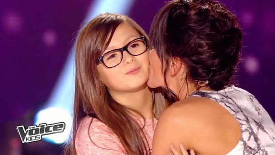 VIDEO. The Voice Kids : les coachs et le public déjà conquis !