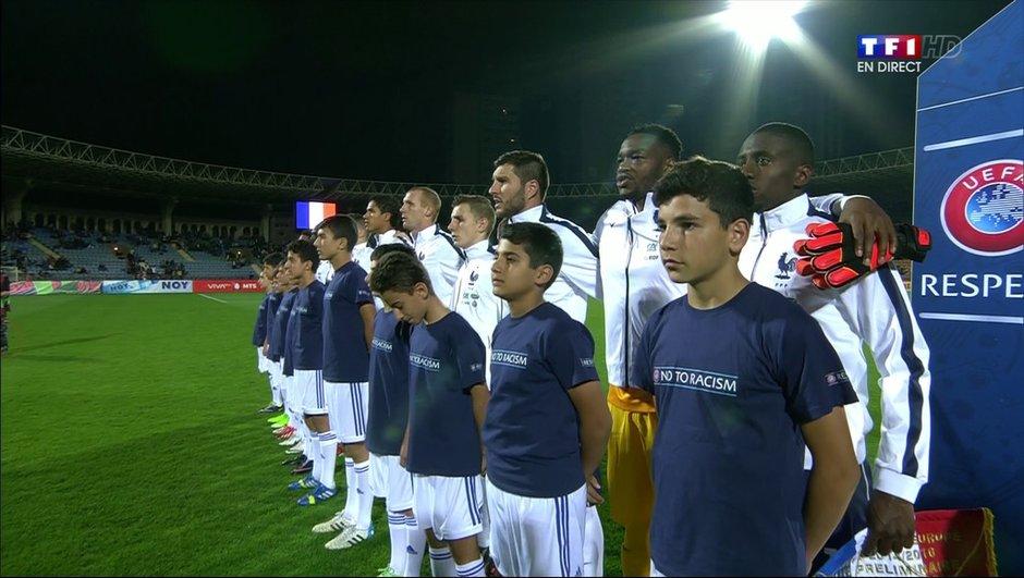 Arménie-France - REPLAY TF1 : Revoir le match dans son intégralité en streaming vidéo