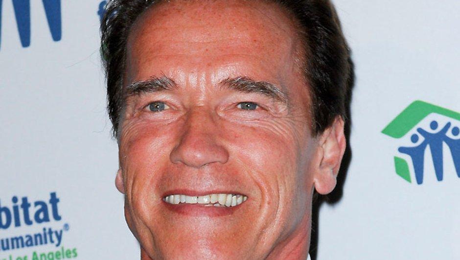 Arnold Schwarzenegger a eu un enfant illégitime !