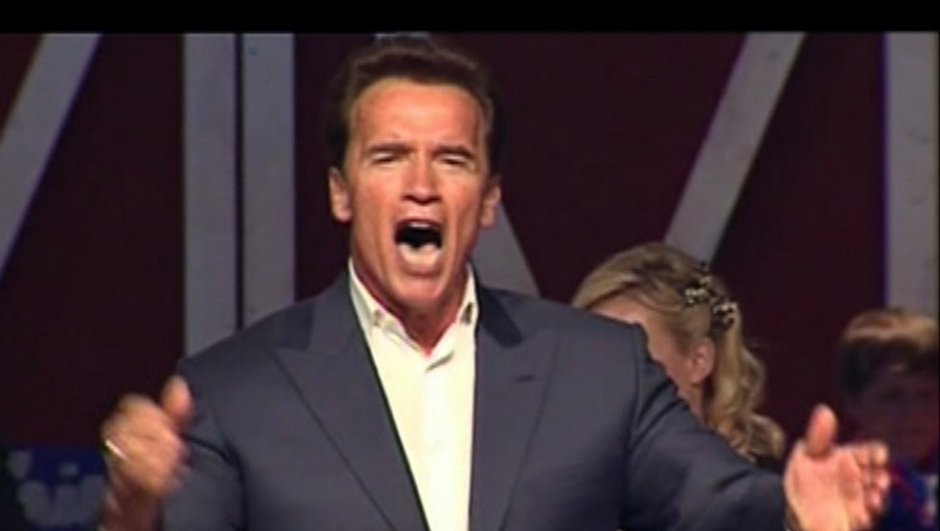 Arnold Schwarzenegger: sa maîtresse balance !