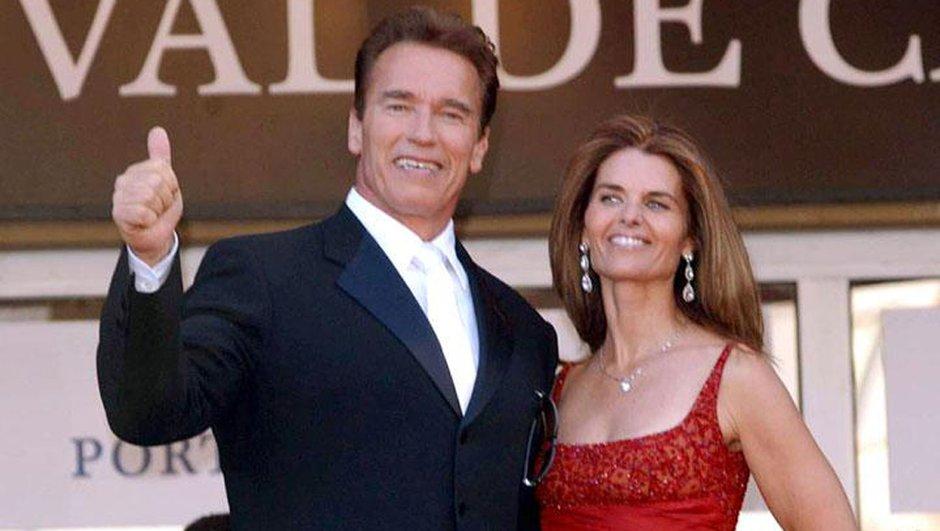 Arnold Schwarzenegger et son épouse Maria Shriver se séparent