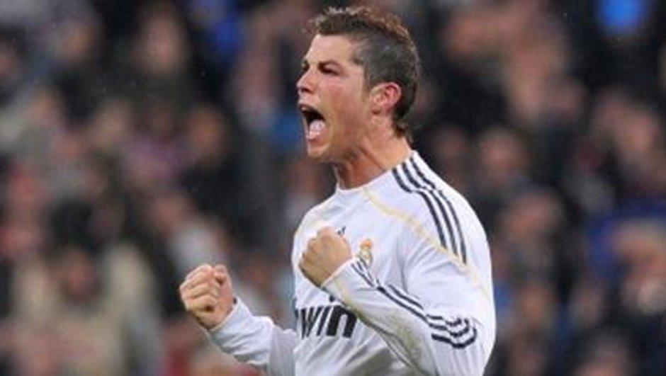 Ronaldo : encore un doublé avec le Real Madrid !