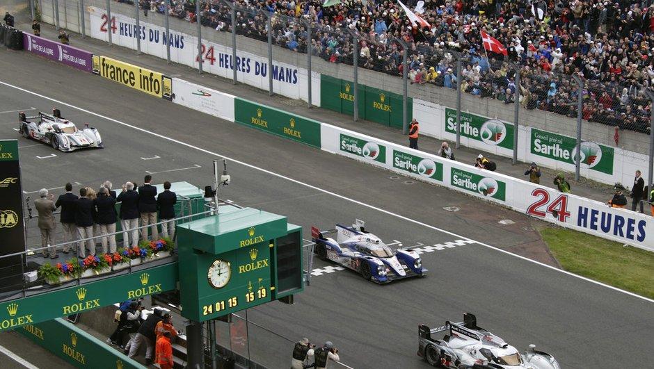 24 Heures du Mans 2013 : le classement LMP1