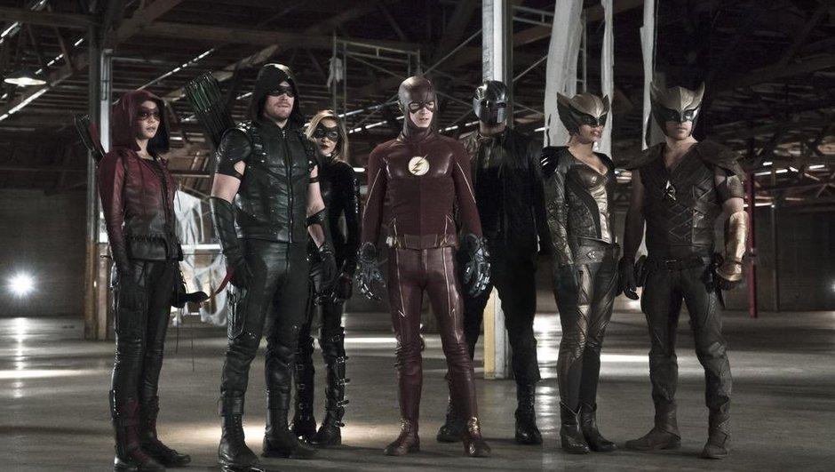 Arrow : Tous vos super-héros préférés réunis dans un épisode !