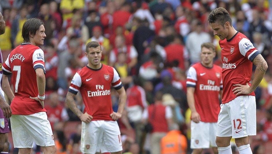Angleterre : Manchester qui rit, Arsenal qui pleure