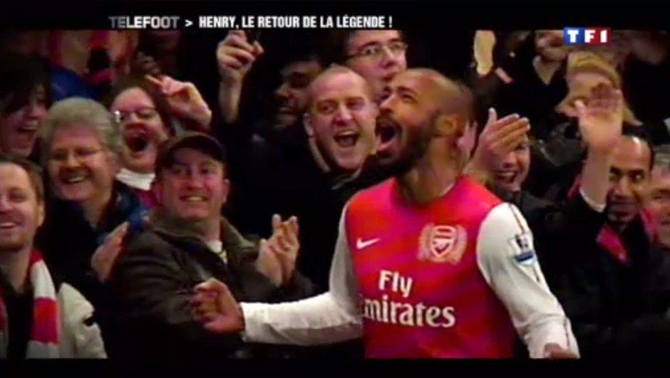 L'équipe-type d'Arsenal sous l'ère Arsène Wenger