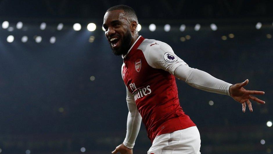 Arsenal : Lacazette absent quatre à six semaines