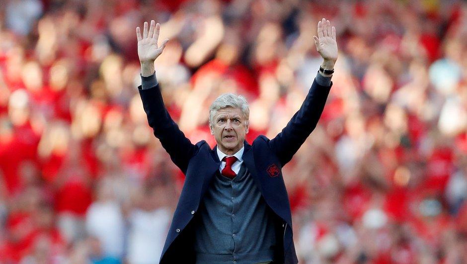 Arsenal : Quand Wenger rêvait à un duo Henry / Ronaldo