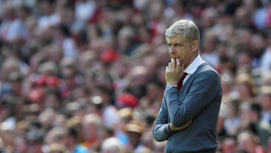 """Premier League / Arsenal - Wenger : """"J'ai eu le sentiment d'assister, vivant, à mes propres funérailles"""""""