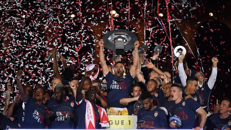 AS Monaco : le champion 2017 en chiffres