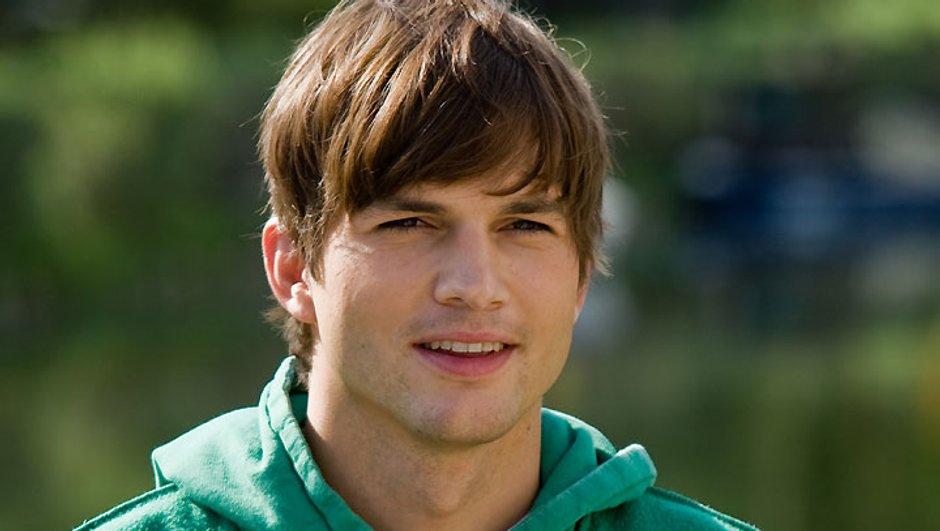 Ashton Kutcher n'aime pas la Saint-Valentin et philosophe sur l'Amour