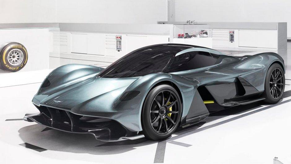Aston Martin AM-RB 001 : des chiffres vertigineux pour une hypercar exceptionnelle