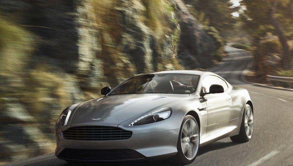 La nouvelle Aston Martin DB9 enterre la Virage