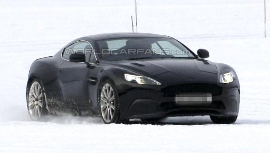 Aston Martin DB9 2013 : la nouvelle génération en tests