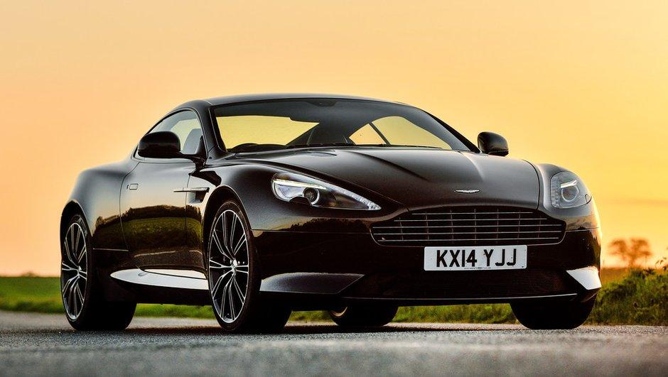 Aston Martin DB10 : elle succédera à la DB9 en 2016