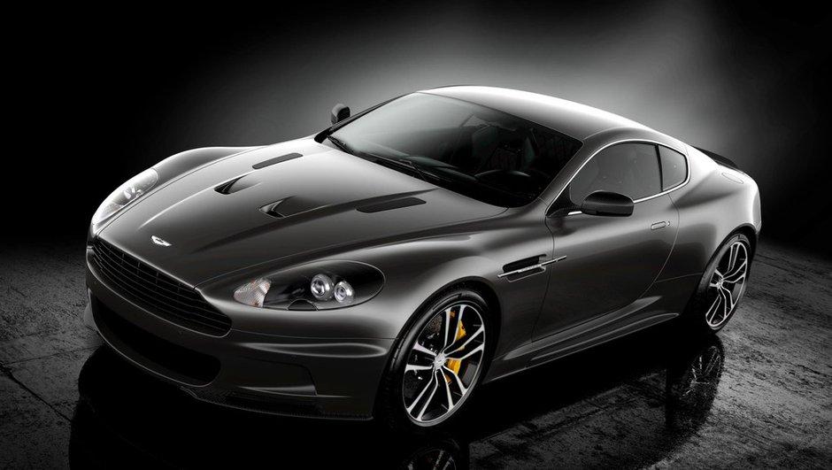 Aston Martin DBS Ultimate Edition : clap de fin ?