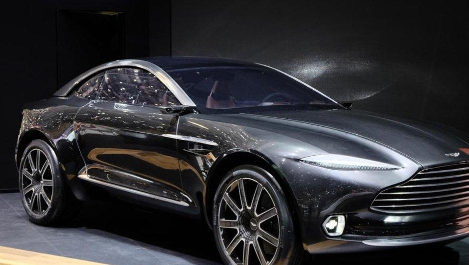 Le crossover électrique Aston Martin disponible d'ici 2020 ?