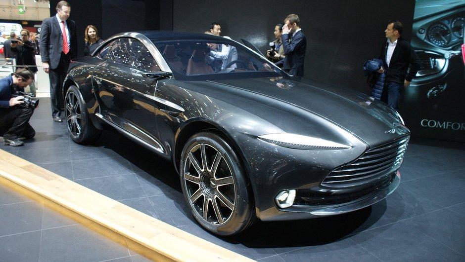 Pebble Beach 2015: Aston Martin prêt à faire parler la poudre!