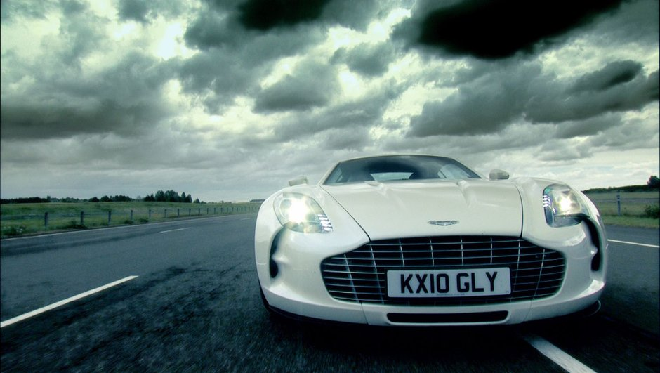 Aston Martin One-77 : toutes vendues !
