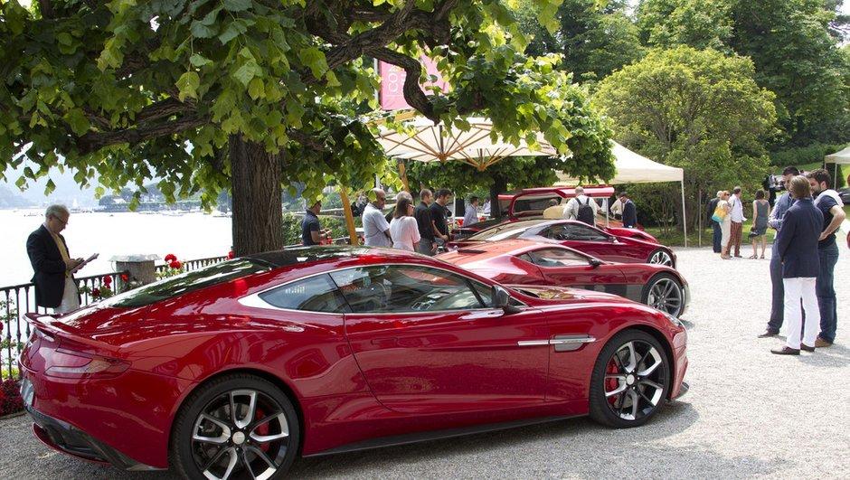 Aston Martin Project AM 310, future DBS