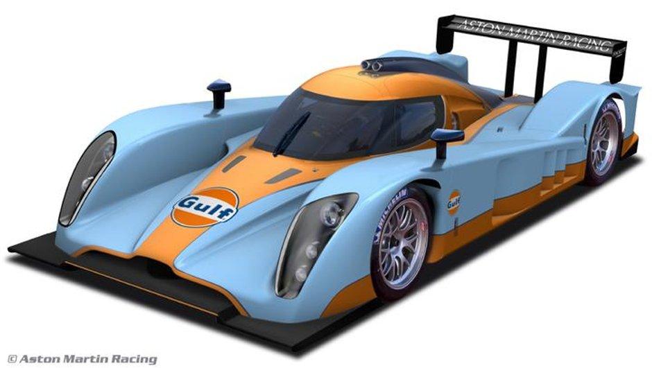 Aston Martin débarque aux 24h du Mans