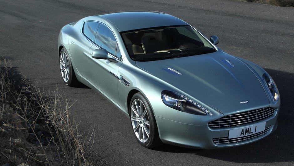 Aston Martin : rappel massif de 17.590 voitures