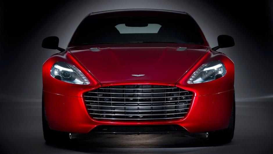 Une future Aston Martin Rapide électrique de 800 ch ?