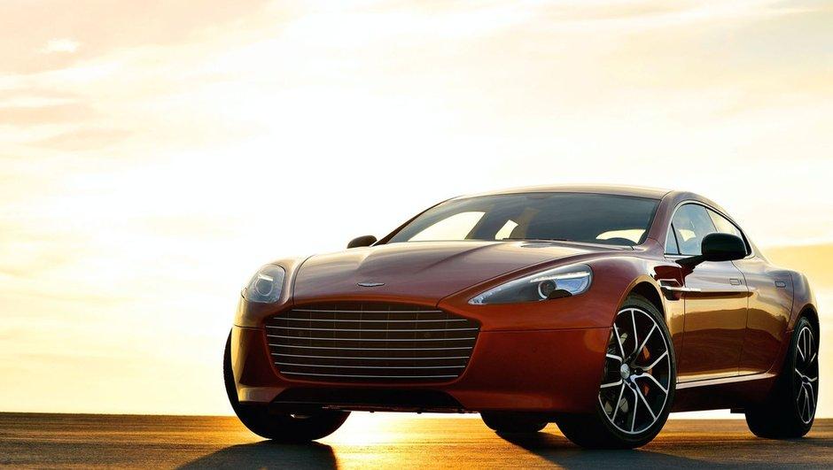 Aston Martin Rapide S 2013 : bouche bée et 558 ch