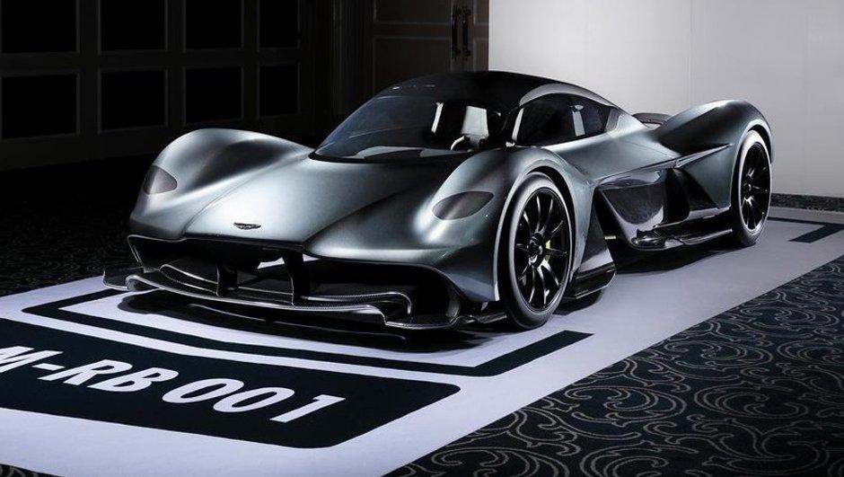 Toutes les Aston Martin AM-RB 001 sont écoulées !