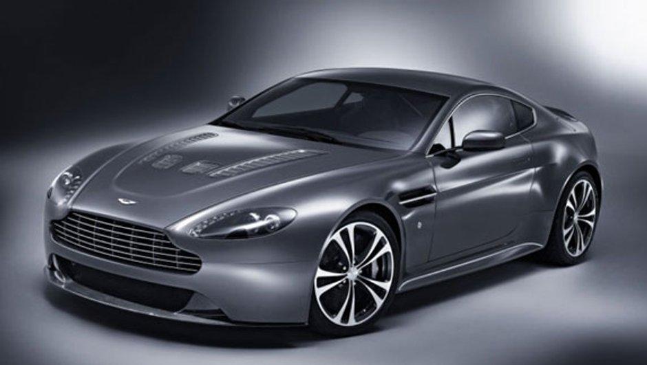 Aston Martin V12 Vantage : à vitesse grand V