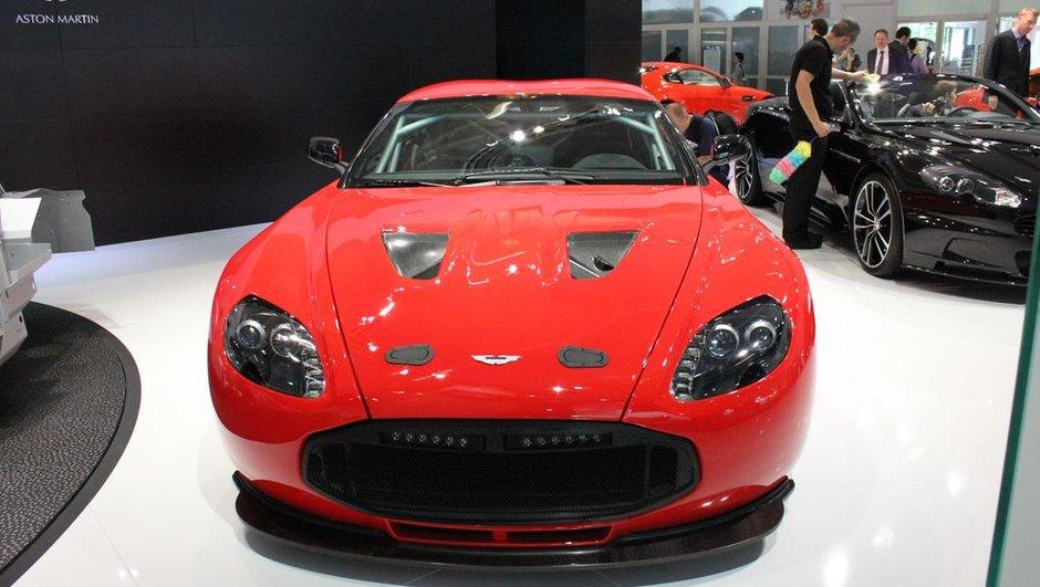 Aston Martin V12 Zagato : elles ne seront que 101
