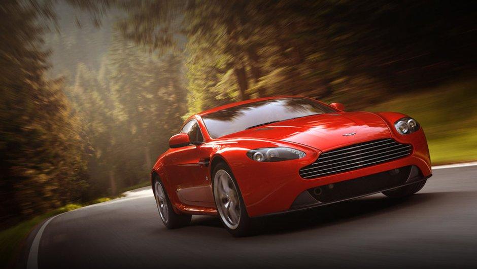 Aston Martin s'associe à Mercedes AMG pour ses moteurs V8