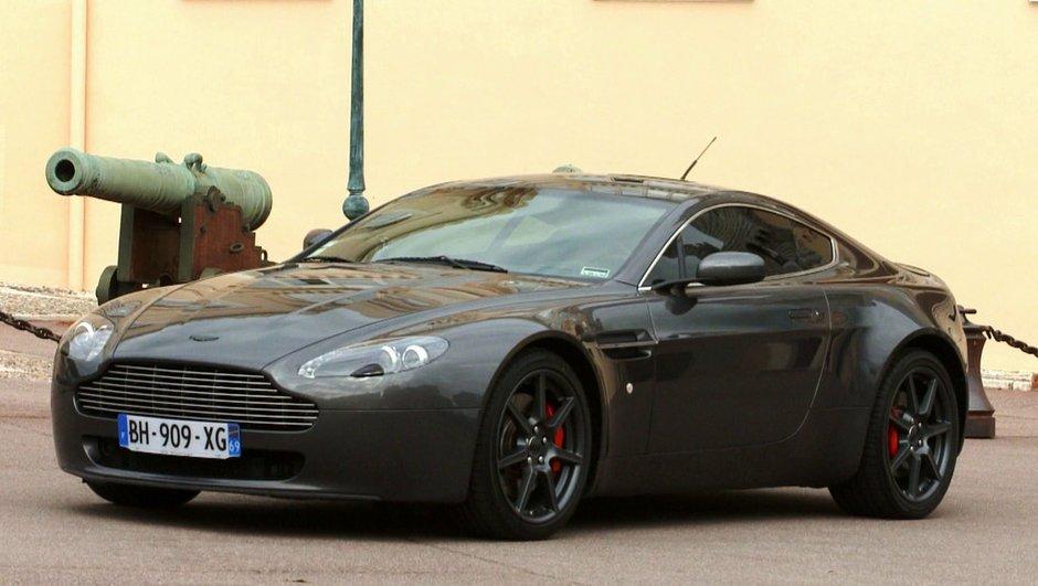 Evènement : Une Aston Martin à gagner dans Automoto !