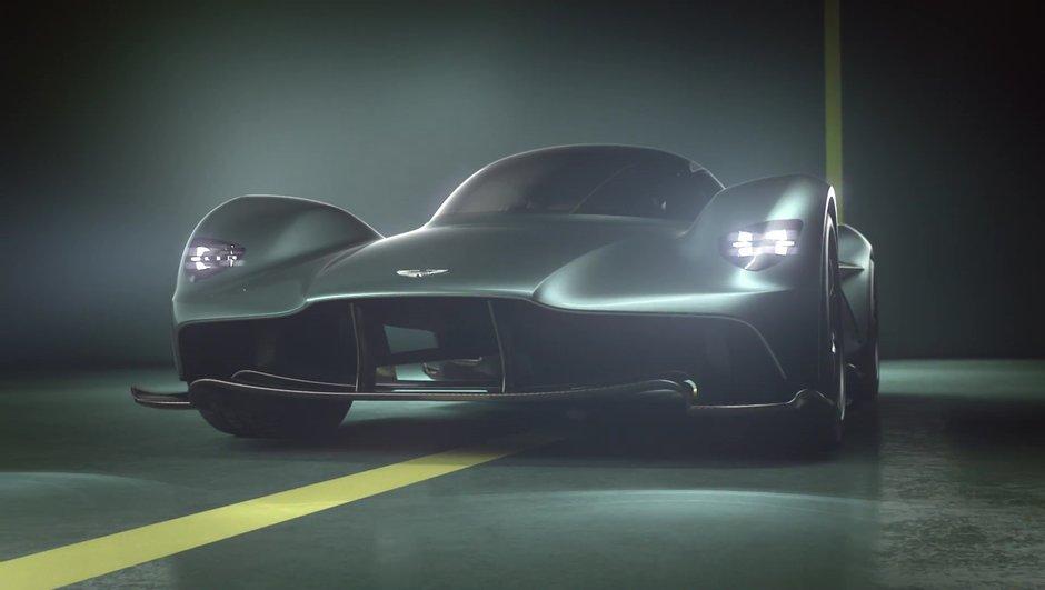 Aston Martin prépare une supercar à moteur central !