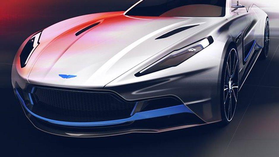 Design : il imagine la future Aston Martin Vanquish