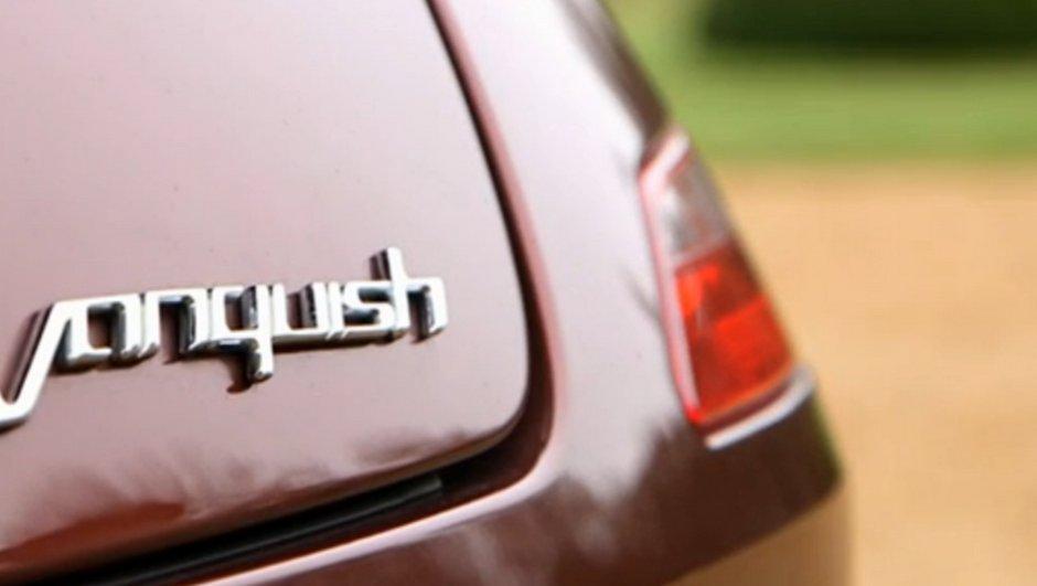 Aston Martin : au minimum 700 chevaux pour la nouvelle Vanquish ?
