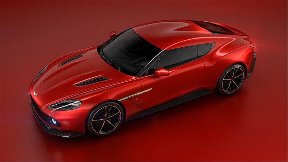Aston Martin Vanquish Zagato Volante : un prix de 760 000 euros ? Vraiment ?