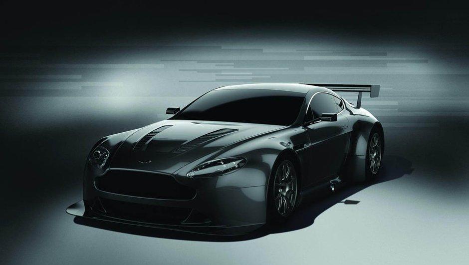 Aston Martin Vantage GT3 : une belle de course