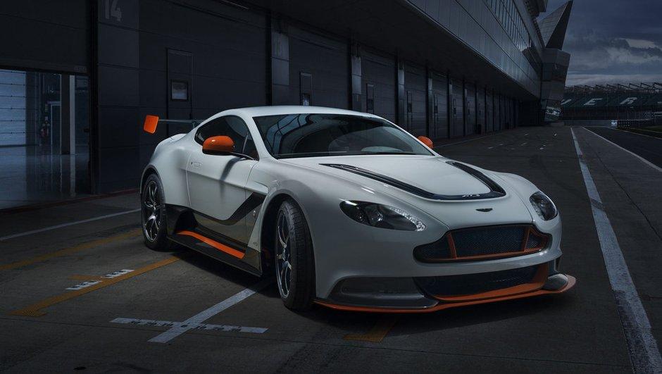 Une Aston Martin Vantage GT8 bientôt dévoilée ?