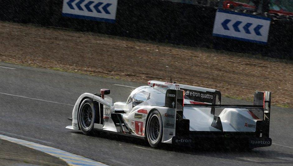 24 h du Mans 2013 : la course reprend ses droits